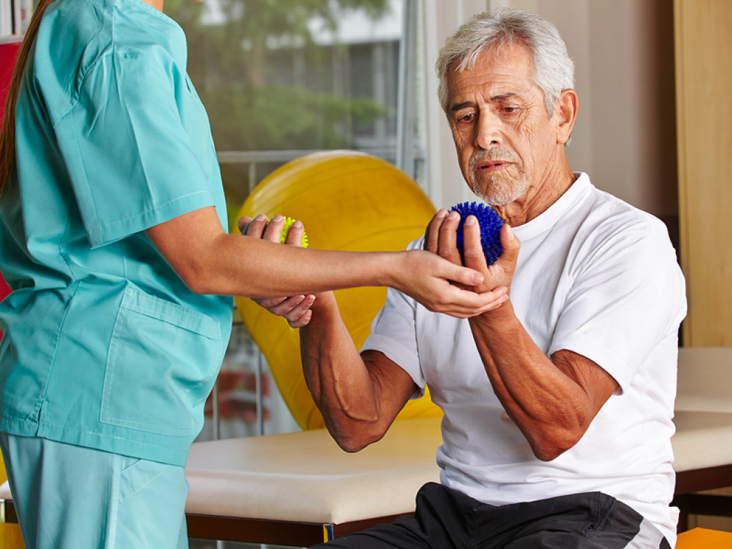 Senior Physical Therapy in Dubuque, IA